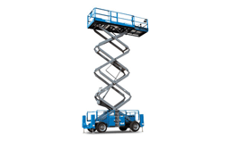 diesel electric scissor lift