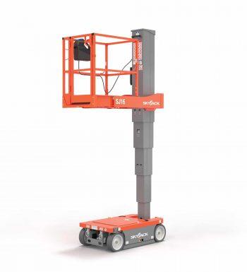 16FT Vertical man lift